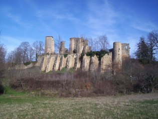 Different Castles - Montbrun Bocage